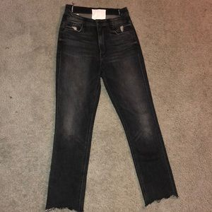 Grayish black Mother Superior Jeans